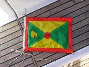 Courtesy Flag for Grenada