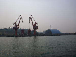 Batam Cranes