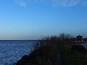 Race box, Lough Neagh