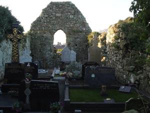 St Colman's Abbey, Lough Neagh