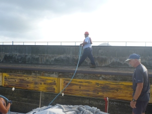 Panama Canal staff