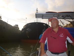 MV Appollon, Panama Canal
