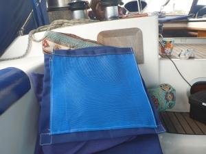 guard rail bag