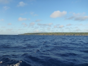 Niue Approaches