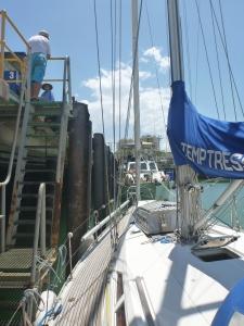 Refueling, Fisherman's Wharf, Darwin