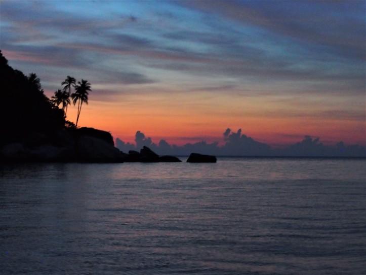 Sunset Anambas